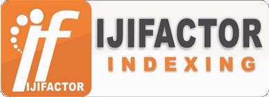 IJIFACTOR Indexing